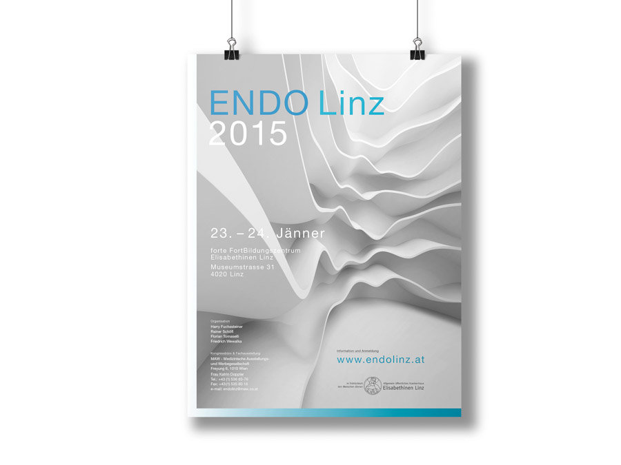 Veranstaltungsreihe Endo Linz