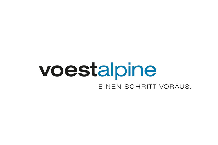 Voestalpine Logo Graphic Design By Natascha Ziachehabi